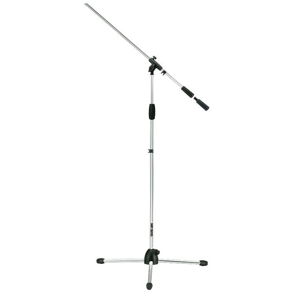 Микрофонная стойка Quik Lok A-300 CH микрофонная стойка quik lok a344 bk