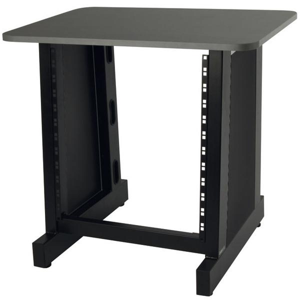 Аксессуар для концертного оборудования Quik Lok Рэковая стойка  Z-612 Black стойка для клавишных quik lok ql646 bk