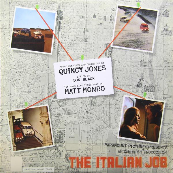 Quincy Jones Quincy Jones - Italian Job