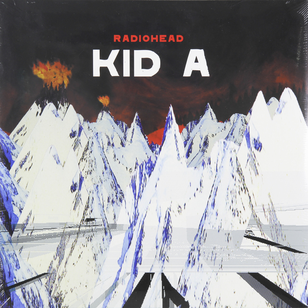 RADIOHEAD RADIOHEAD - KID A (2 LP) radiohead radiohead the king of limbs