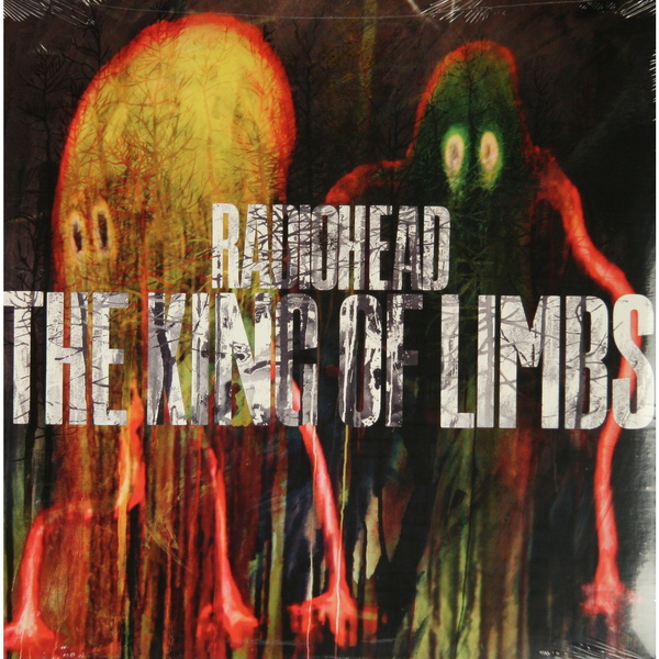 RADIOHEAD RADIOHEAD - THE KING OF LIMBS radiohead radiohead the king of limbs