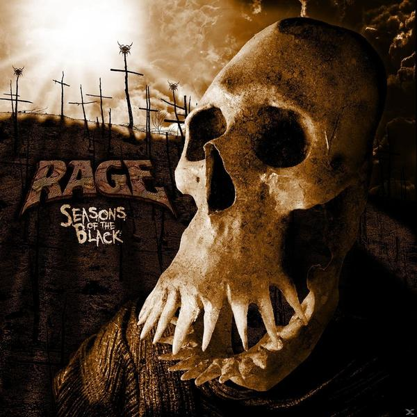 RAGE RAGE - Seasons Of The Black (2 LP) the black eyed peas the black eyed peas the beginning 2 lp