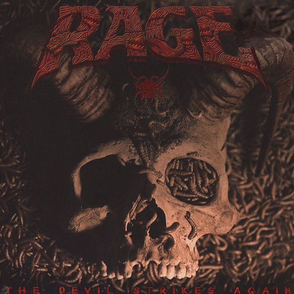 RAGE RAGE - The Devil Strikes Again (2 Lp, Colour) john constantine hellblazer volume 2 the devil you know
