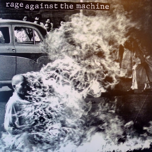 RAGE AGAINST THE MACHINE RAGE AGAINST THE MACHINE - RAGE AGAINST THE MACHINEВиниловая пластинка<br><br>