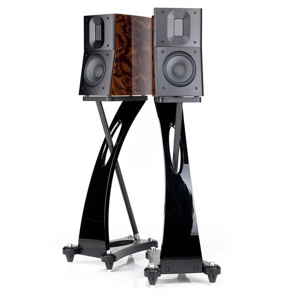 Стойка для акустики Raidho Speaker Stand Black стойка для акустики waterfall serio hurricane black