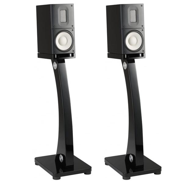Стойка для акустики Raidho X-1 Speaker Stand Black стойка для акустики waterfall подставка под акустику shelf stands hurricane black
