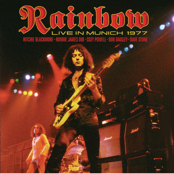 Rainbow Rainbow - Live In Munich 1977 (2 Lp, Colour) погремушка rainbow