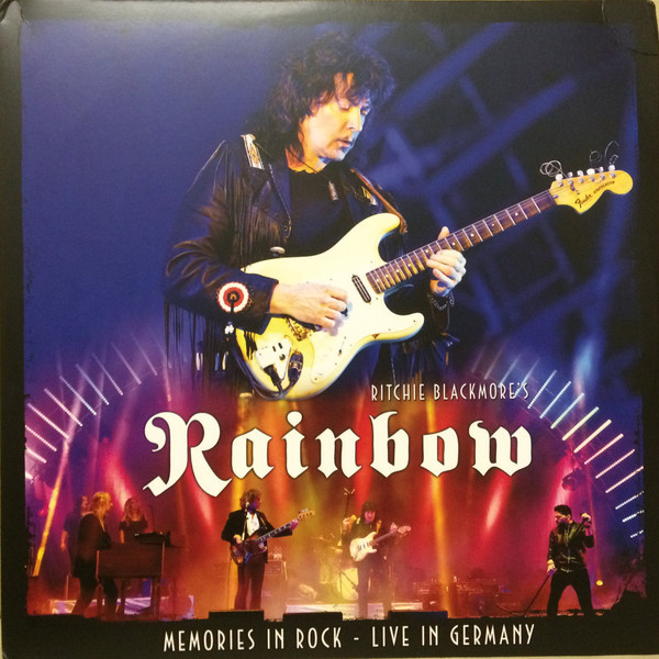 Rainbow Rainbow - Memories In Rock: Live In Germany (3 LP) виниловые пластинки patti smith live in germany 1979 180 gram