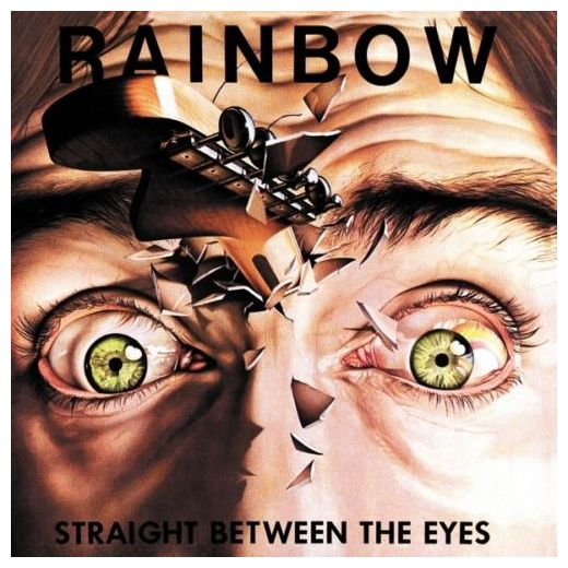RAINBOW RAINBOW - STRAIGHT BETWEEN THE EYESВиниловая пластинка<br><br>