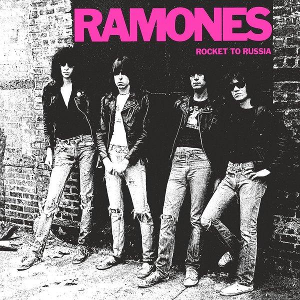 Ramones Ramones - Rocket To Russia (40th Anniversary) (lp+3 Cd) сумка ramones chest logo