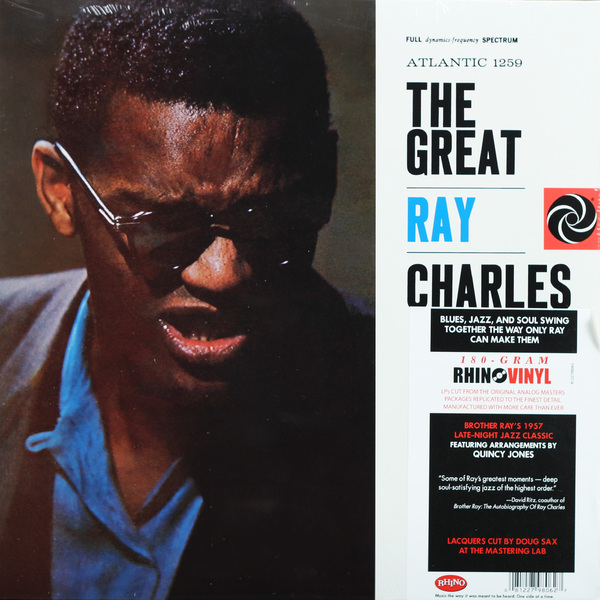 Ray Charles Ray Charles - Great Ray Charles (180 Gr) guano apes guano apes proud like a god 180 gr colour