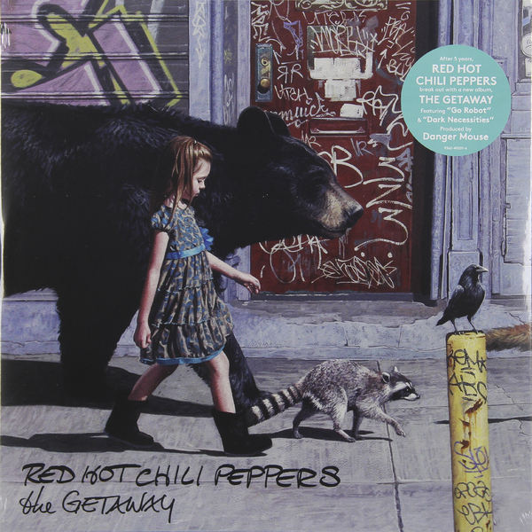 Red Hot Chili Peppers Red Hot Chili Peppers - The Getaway (2 LP)