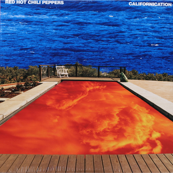 RED HOT CHILI PEPPERS RED HOT CHILI PEPPERS-CALIFORNICATION