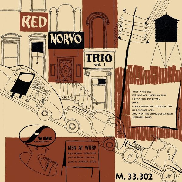 Red Norvo Red Norvo - Men At Work Vol. 1 (colour)