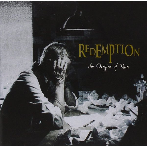 Redemption Redemption - The Origins Of Ruin (3 Lp, 180 Gr) crusade vol 3 the master of machines