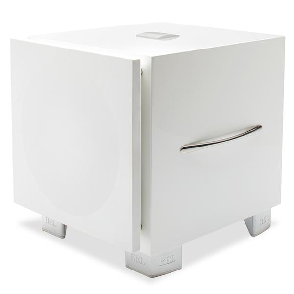 Активный сабвуфер REL S3 Piano White изображение