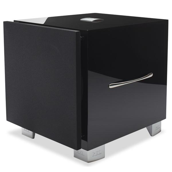 Активный сабвуфер REL S5 Piano Black акустика центрального канала paradigm studio cc 490 v 5 piano black