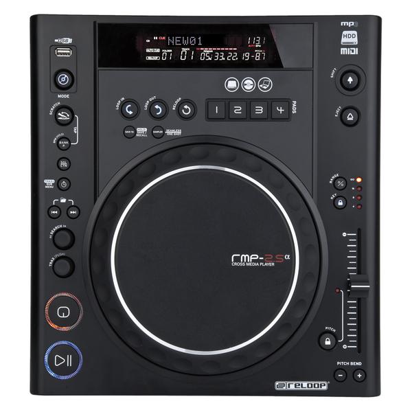 DJ CD проигрыватель Reloop