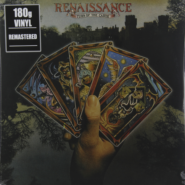 RENAISSANCE RENAISSANCE - TURN OF THE CARDS (180 GR) шлепанцы go go go go go017awirh83