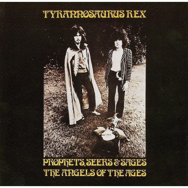 T. Rex T. Rex - Prophets, Seers And Sages… (2 LP) bunbury bunbury gran rex 3 lp 2 cd dvd