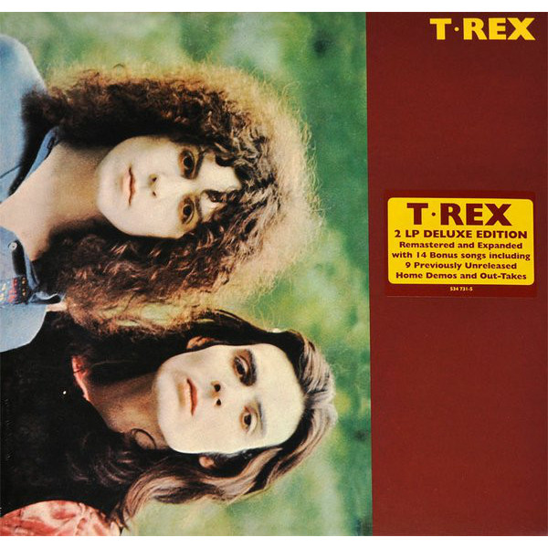 T. Rex T. Rex - T. Rex (2 LP) bunbury bunbury gran rex 3 lp 2 cd dvd