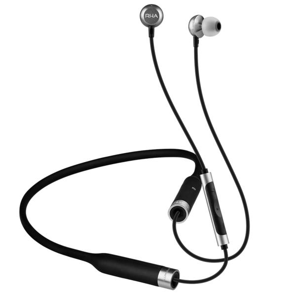 RHA MA650 Wireless Black/Silver
