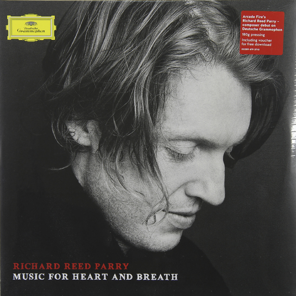 RICHARD REED PARRY RICHARD REED PARRY - MUSIC FOR HEART   BREATH (2 LP, 180 GR)Виниловая пластинка<br><br>
