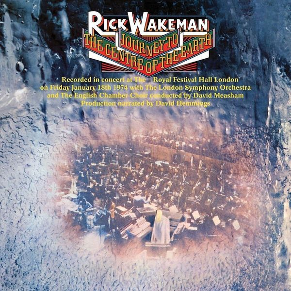 RICK WAKEMAN RICK WAKEMAN - JOURNEY TO THE CENTRE OF THE EARTH 15 million degrees a journey to the centre of the sun