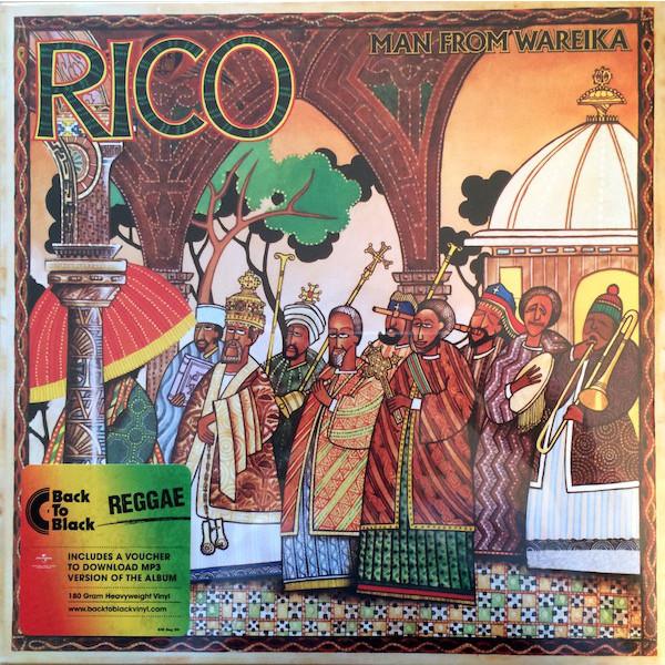 RICO RICO - MAN FROM WAREIKAВиниловая пластинка<br><br>