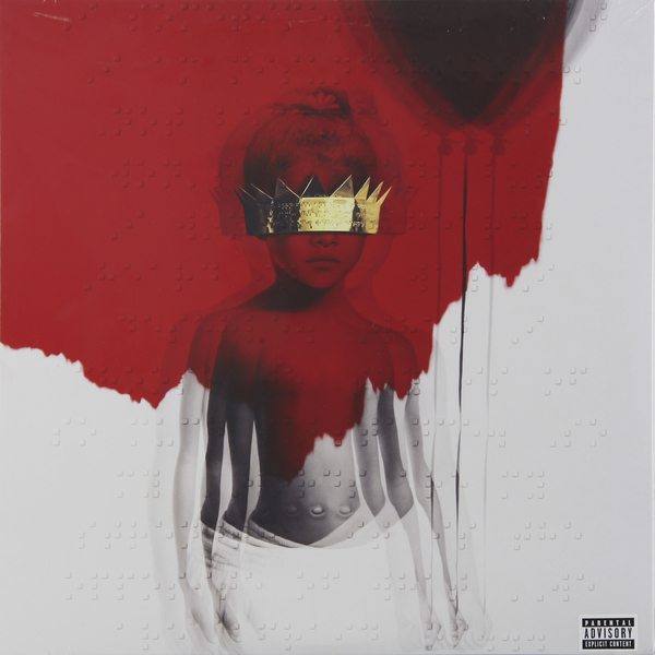 Rihanna Rihanna - Anti (2 LP) rihanna collector