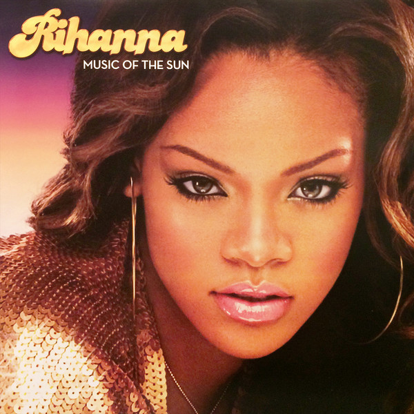 Rihanna Rihanna - Music Of The Sun (2 LP) music treasures co music note pad pack of 2