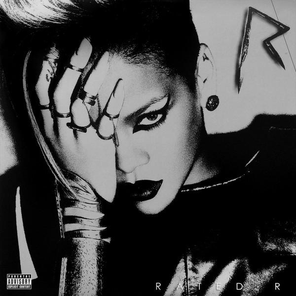Rihanna Rihanna - Rated R (2 LP) rihanna rihanna good girl gone bad 2 lp