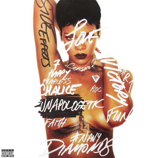 Rihanna Rihanna - Unapologetic (2 LP) rihanna rihanna good girl gone bad 2 lp