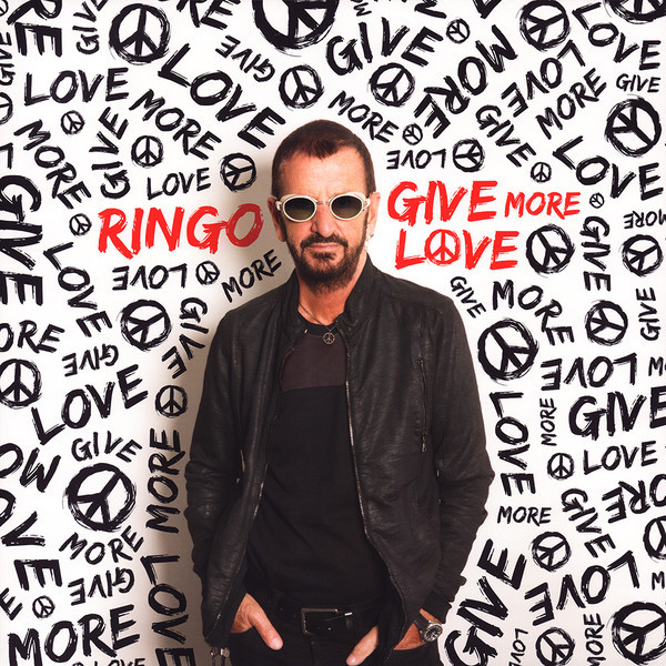 Ringo Starr Ringo Starr - Give More Love ringo starr give more love