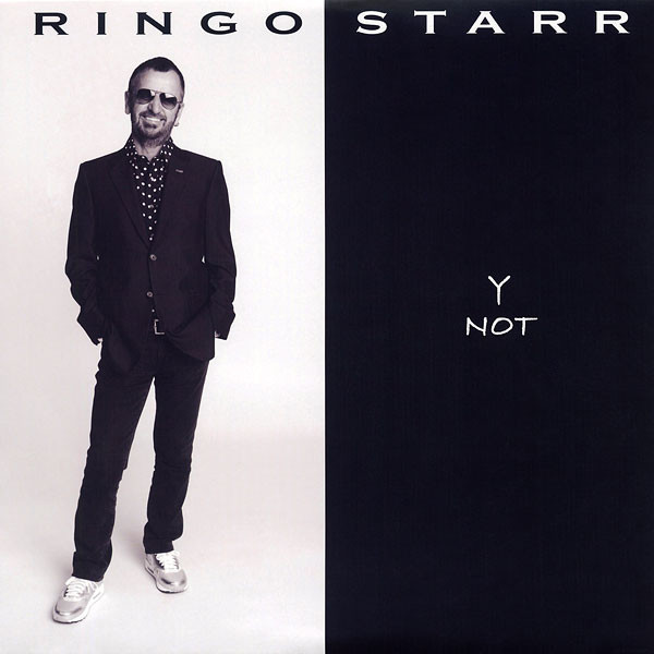 Ringo Starr Ringo Starr - Y Not ringo starr give more love