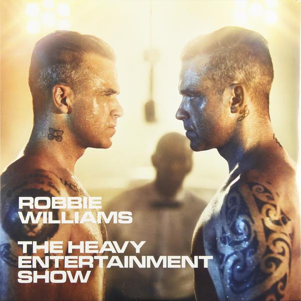 Robbie Williams Robbie Williams - Heavy Entertainment Show (2 LP) купить агент провокатор в новосибирске