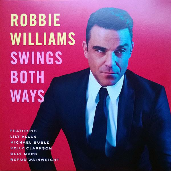 ROBBIE WILLIAMS ROBBIE WILLIAMS - SWINGS BOTH WAYS (2 LP)Виниловая пластинка<br><br>