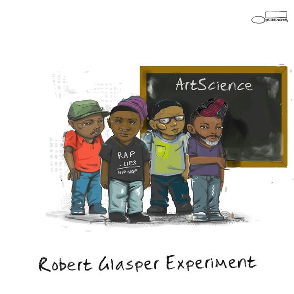 ROBERT GLASPER ROBERT GLASPER - ARTSCIENCE (2 LP)