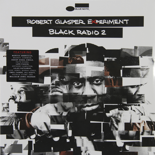 Robert Glasper Robert Glasper - Black Radio Vol 2 (2 LP) earth 2 society vol 4 life after death