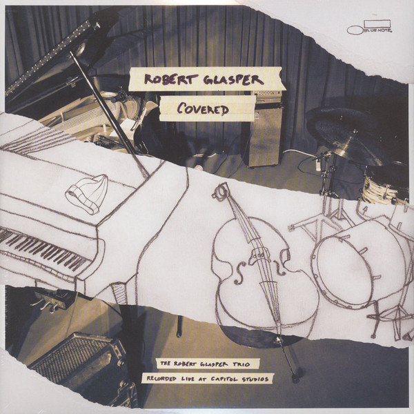 ROBERT GLASPER ROBERT GLASPER - COVERED (2 LP)Виниловая пластинка<br><br>