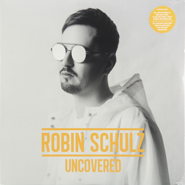 Robin Schulz Robin Schulz - Uncovered (2 Lp+cd) atoma lp cd