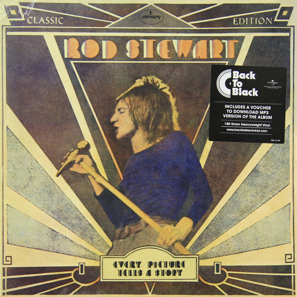 ROD STEWART ROD STEWART - EVERY PICTURE TELLS A STORY (180 GR)Виниловая пластинка<br><br>