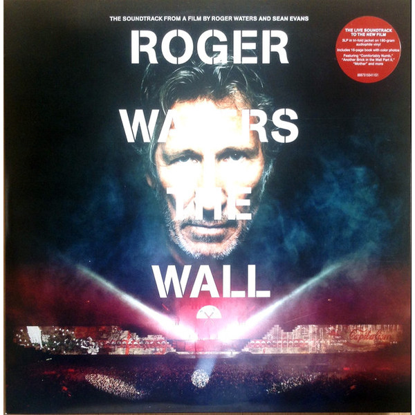 Roger Waters Roger Waters - The Wall (3 LP) roger hodgson