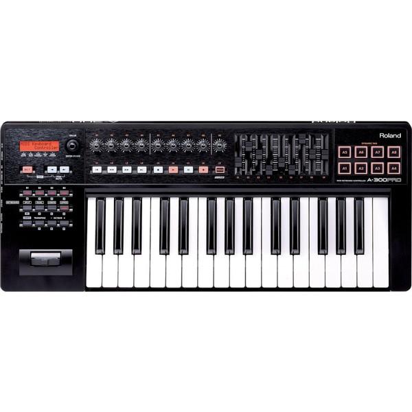MIDI-клавиатура Roland A-300PRO midi клавиатура roland k 25m