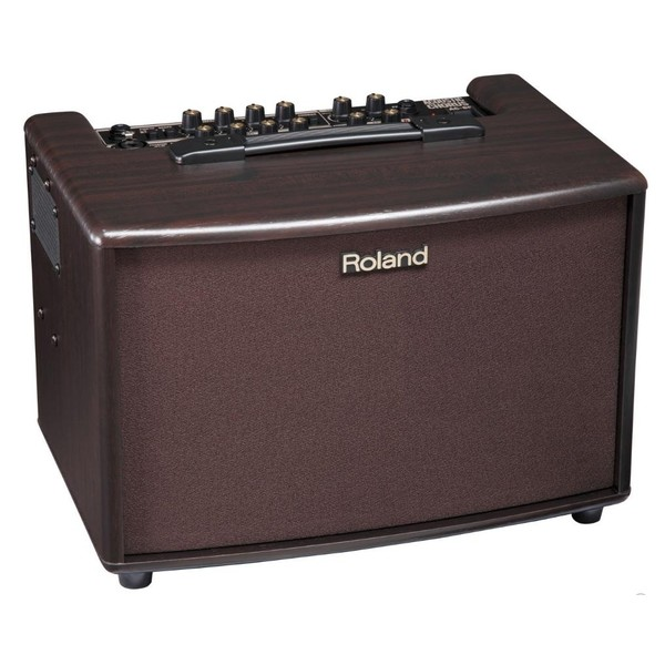 Гитарный комбоусилитель Roland AC-60 Rosewood гитарный комбоусилитель roland blues cube stage