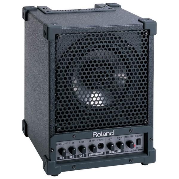 Клавишный комбоусилитель Roland CUBE MONITOR усилитель для акустической гитар roland cube street ex