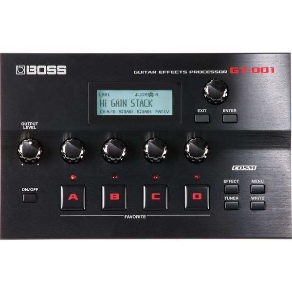 Гитарный процессор Roland GT-001 вокальный процессор roland vp 03