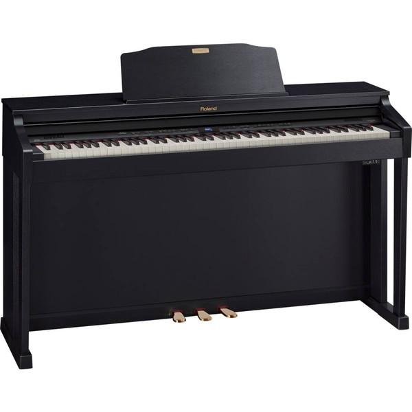 где купить Цифровое пианино Roland HP504-CB дешево