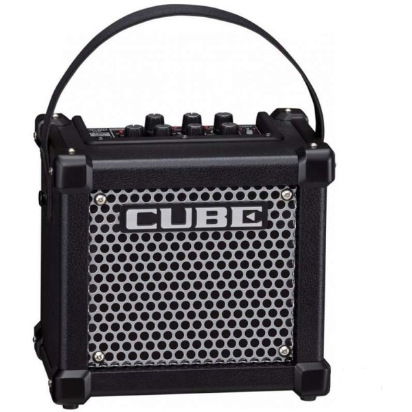 Гитарный комбоусилитель Roland M-CUBE-GX усилитель для акустической гитар roland cube street ex