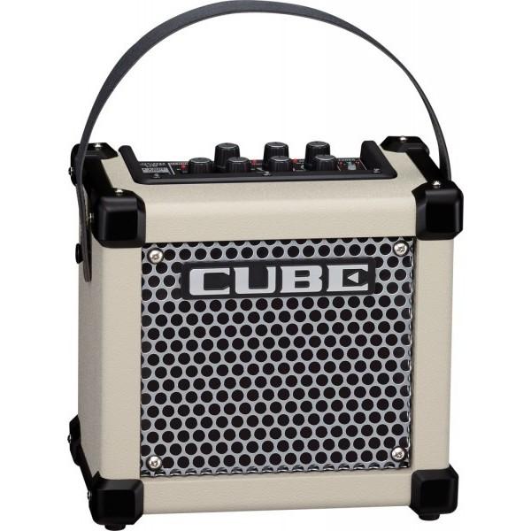 Гитарный комбоусилитель Roland M-CUBE-GXW усилитель для акустической гитар roland cube street ex